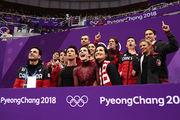 Пхенчхан-2018. Сборная Канады – лучшая команда в фигурном катании