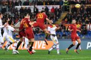 Рома — Беневенто — 5:2. Видеообзор матча