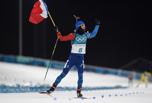 Пхенчхан-2018. Мартен Фуркад выиграл золото в персьюте