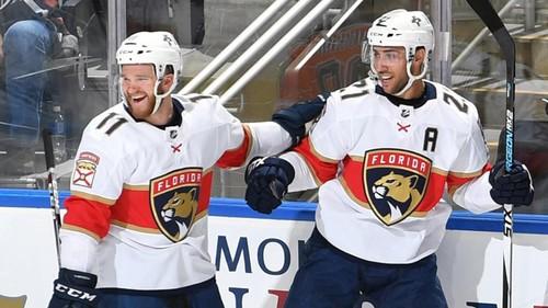 НХЛ. Эдмонтон и Флорида установили рекорд, реализовав буллиты