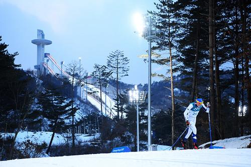 Пхенчхан-2018. Украинки не прошли квалификацию в лыжных гонках