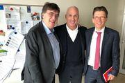 Ярославский обсудил в УЕФА перспективы проектов в Харькове