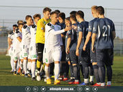 Зураб ОЧИГАВА: «Венгры старались играть в комбинационный футбол»