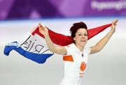 Пхенчхан-2018. Тер Морс выиграла золото на дистанции 1000 метров
