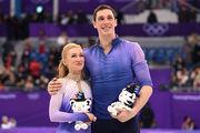 Пхенчхан-2018. Экс-украинка выиграла золото в фигурном катании