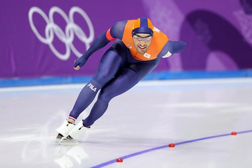 Пхенчхан-2018. Голландец Нейс выиграл золото на дистанции 1500 метров