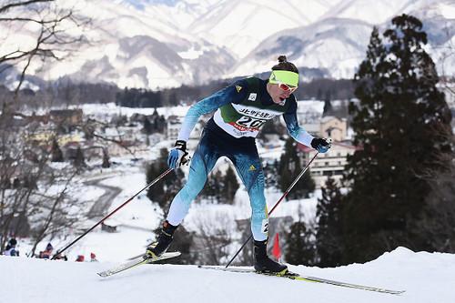 Пхенчхан-2018. Пасичнык стал 30-м в лыжном двоеборье
