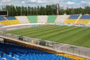 Матч Верес – Зирка пройдет на стадионе Украина