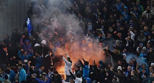 Норвежцы обвинили фанатов Зенита в вандализме