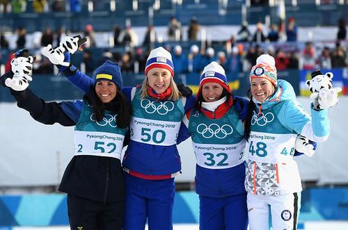 Пхенчхан-2018. Украинские лыжницы финишировали за пределами топ-40