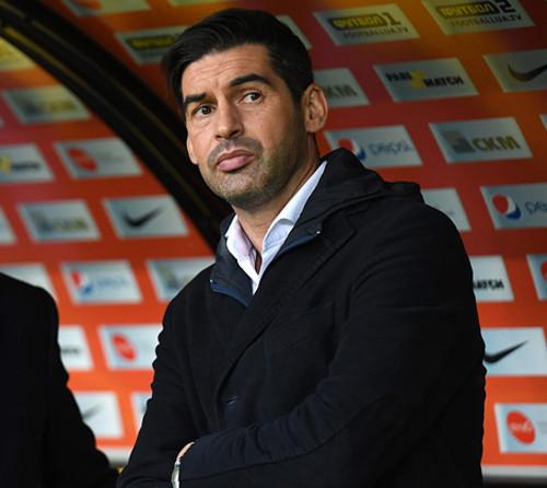 Паулу ФОНСЕКА: «Футболисты сегодня проявили себя очень серьезно»