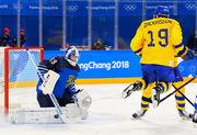 Пхенчхан-2018. Швеция в скандинавском дерби победила Финляндию
