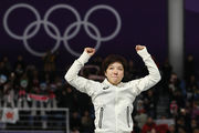 Пхенчхан-2018. Конькобежка Нао Кодаира победила на дистанции 500 м