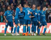 Реал Бетис - Реал Мадрид - 3:5. Обзор матча. 18.02.2018