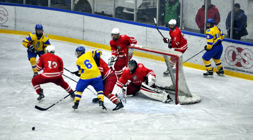 Збірна України здобула першу перемогу на турнірі в Польщі