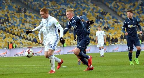Динамо Киев — Олимпик — 1:0. Видеообзор матча