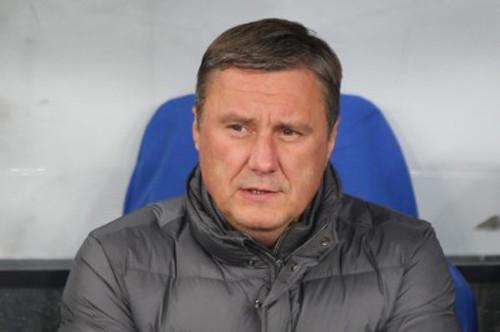 Александр ХАЦКЕВИЧ: «Контролировали мяч, но мало продвигались вперед»