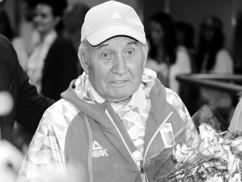 Пішов з життя видатний український тренер В'ячеслав Сорокін