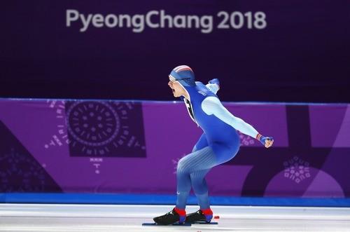 Пхенчхан-2018. Конькобежец Лоренцен стал чемпионом на дистанции 500 м