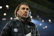 Главный тренер Вольфсбурга подал в отставку