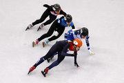 Пхенчхан-2018. Женская сборная Южной Кореи завоевала золото в эстафете