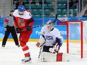 Пхенчхан-2018. Чехия точнее США пробила буллиты и вышла в полуфинал