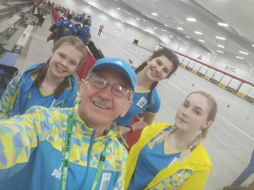 Украинцы завоевали медали на чемпионате мира по стрельбе из лука