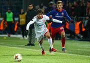 ЦСКА минимально обыграл Црвену Звезду и вышел в 1/8 Лиги Европы