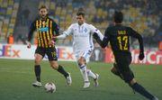 Динамо Киев — АЕК — 0:0. Видеообзор матча