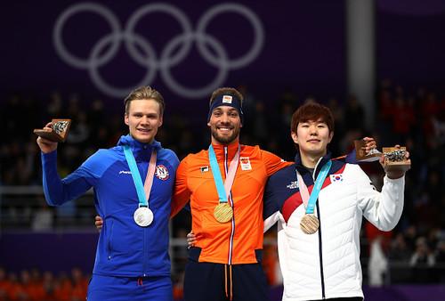 Пхенчхан-2018. Кьелд Нёйс завоевал вторую золотую медаль