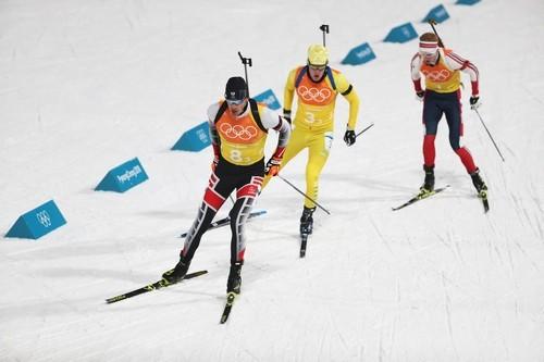 Пхенчхан-2018. Украина заняла 9-е место в мужской эстафете