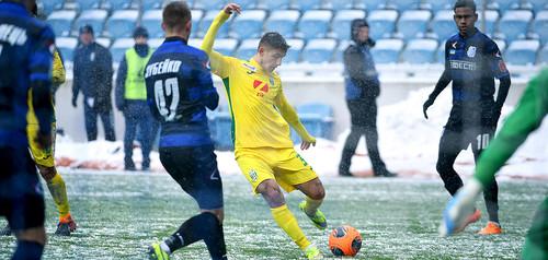 Чорноморець - Карпати - 0:0. Огляд матчу. 24.02.2018