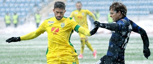 Черноморец — Карпаты — 0:0. Видеообзор матча