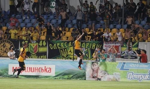 Александрия — Мариуполь — 1:0. Видеообзор матча