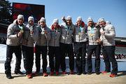 Пхенчхан-2018. Германия выиграла золото и серебро в бобслее