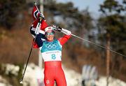 Пхенчхан-2018. Бьорген выиграла лыжный марафон и повторила рекорд Дэли
