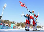 Пхенчхан-2018. Норвегия выиграла общий медальный зачет Олимпиады