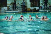 Сборная Украины по водному поло сыграла вничью с Турцией