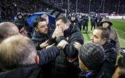 Матч ПАОК – Олимпиакос отменен из-за беспорядков