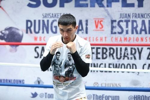 Артем Далакян стал чемпионом мира по версии WBA