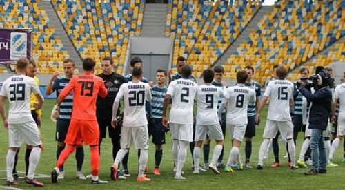 Олимпик — Сталь — 2:0. Видеообзор матча