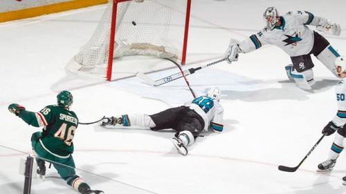 НХЛ. Баффало обыграл Бостон, Миннесота — Сан-Хосе. Матчи воскресенья