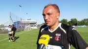 Сергей СИМИНИН: «Игрок Динамо сам ударился в мою ногу»