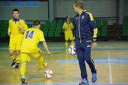 Юнацька збірна України (U-18) поступилася одноліткам з Ірану