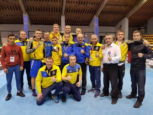 Українські боксери здобули 3 нагороди на турнірі в Болгарії