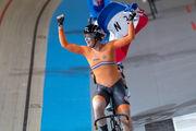 Климченко стала 10-й на чемпионате мира по велотреку