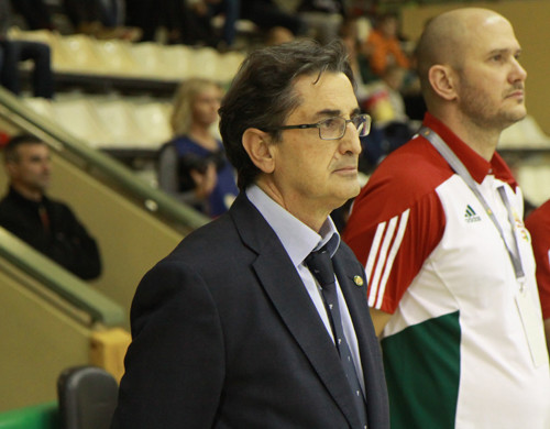 Испанский тренер Сито Ривера завершил работу в сборной Венгрии
