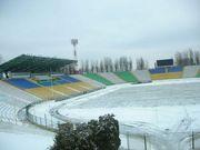 С арены Карпат вывезут 1000 кубометров снега перед игрой с Шахтером