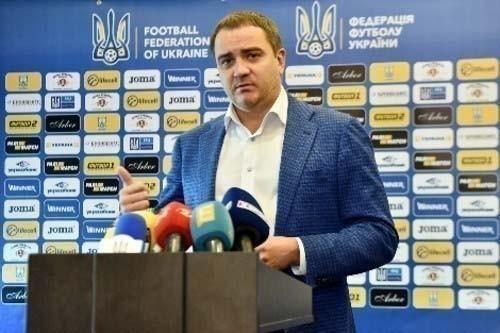 Павелко может заменить Суркиса в УЕФА