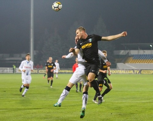Александрия — Черноморец — 0:0. Видеообзор матча